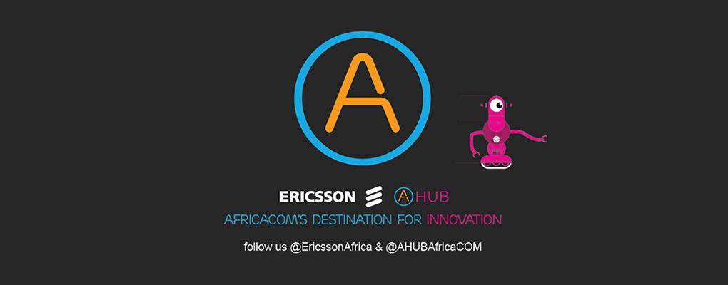 , Amorphous joins Ericsson to showcase developing digital talent at AfricaCom