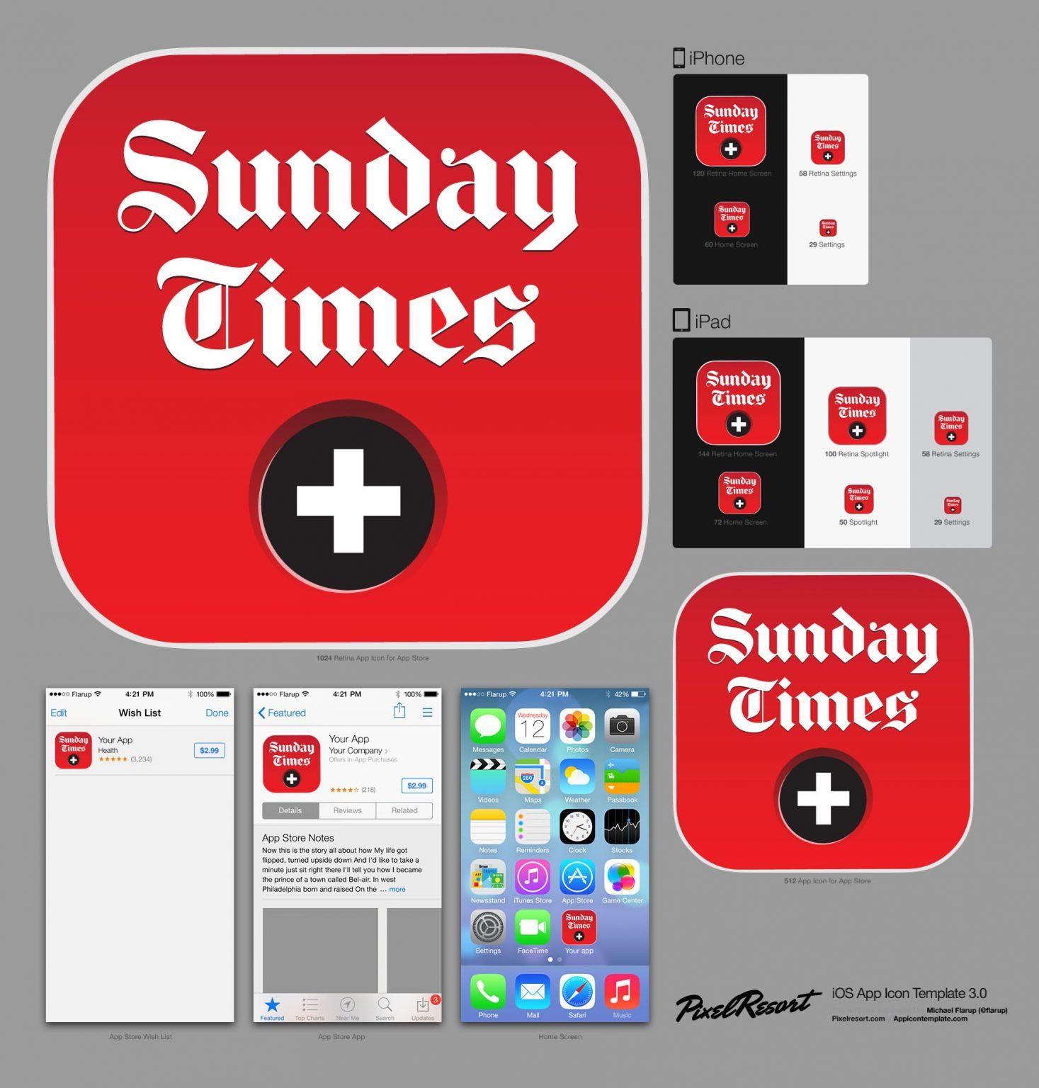 Amorphous_Strategy & prototypes_Web & application development_Sunday Times