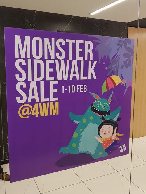 Fourways mall sales promotion