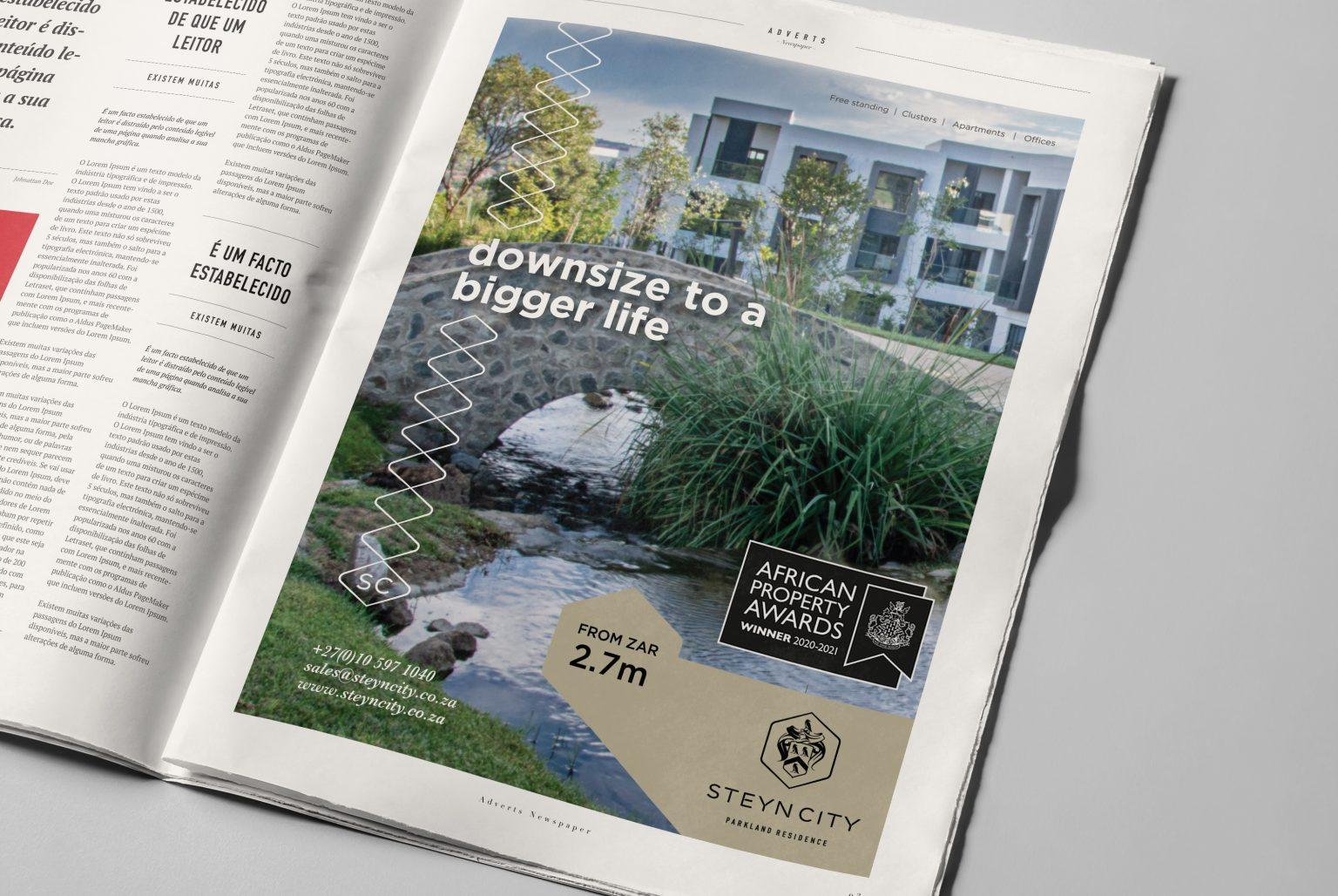 Amorphous digital agency_Design and web development_Steyn City