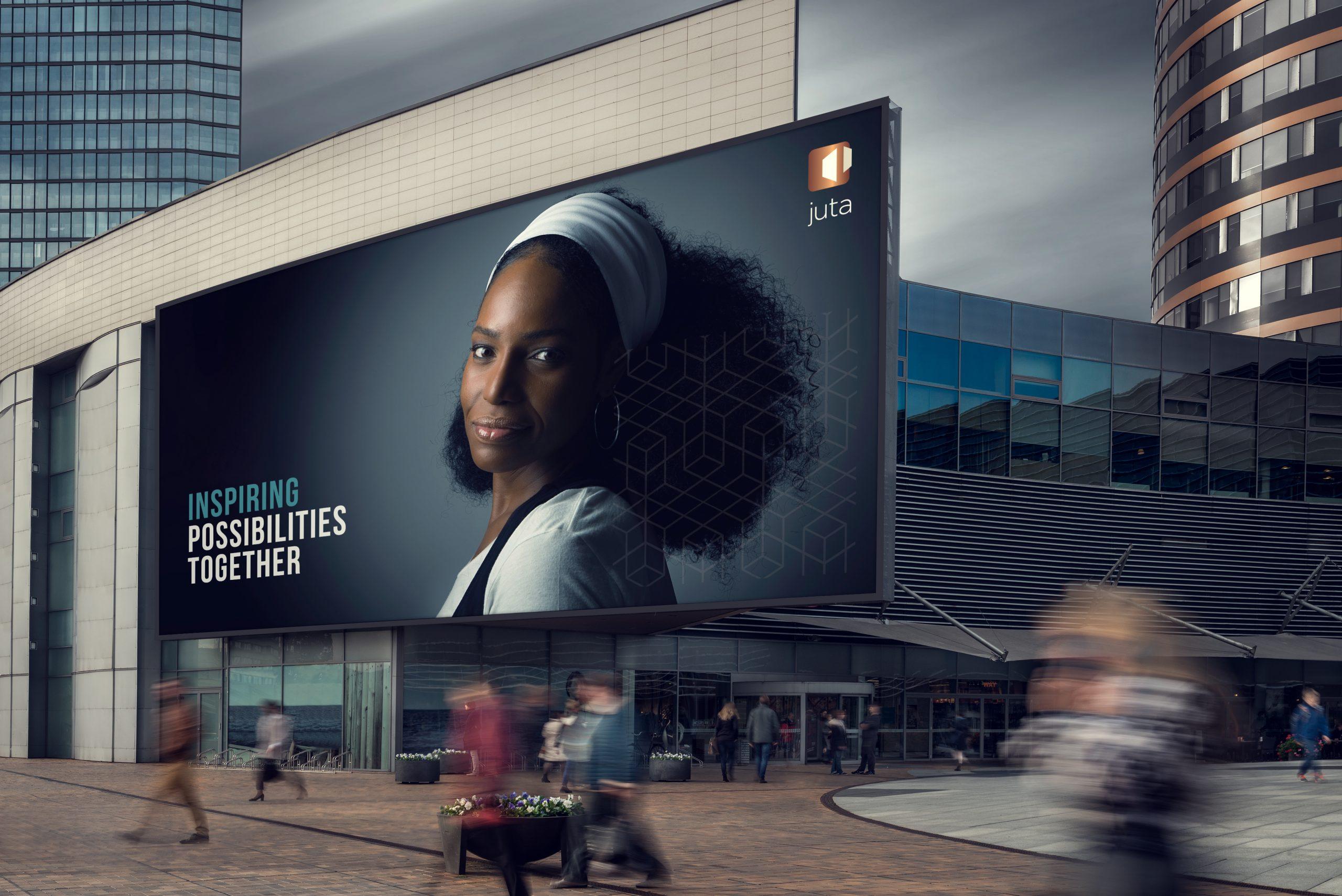 Amorphous New Media_Brand strategy_Corporate identity design_Juta