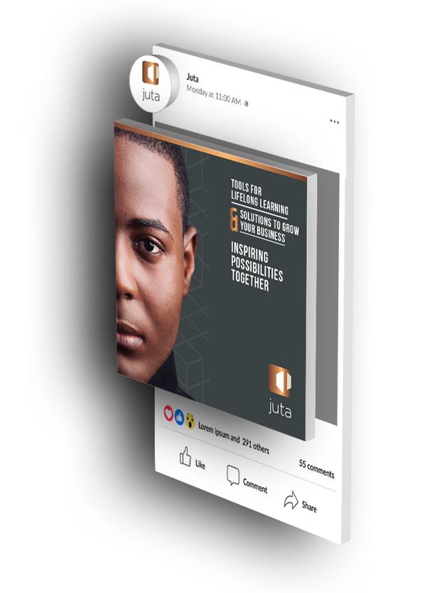 Amorphous New Media - Juta Brand